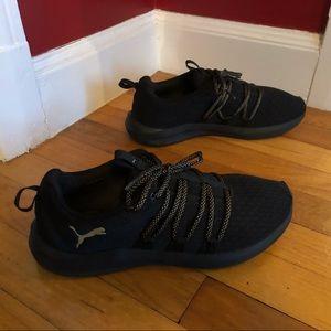 Puma Prowl Alt Knit Mesh Running Shoes .. Clean